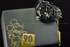 Invicta 38mm Disney Limited Ed. Micky Mouse 90th Anniversary Chrono Black Watch