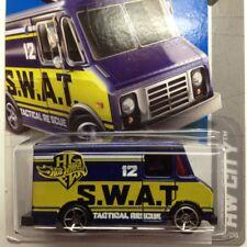 NEW Hot Wheels Combat Medic 2013 No 12 Blue Police Swat Ambulance Genuine Sealed