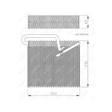 NRF Verdampfer Klimaanlage für OPEL VAUXHALL 2617233