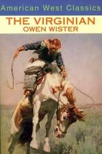 The Virginian: A Horseman of the Plains-ExLibrary