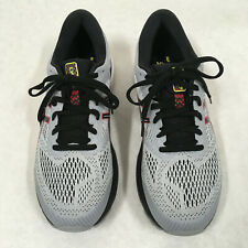 Asics Men's Gel-Kayano 26 Running Shoes 9.5 M Piedmont Grey/Black Pre-Owned