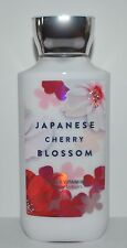 NEW BATH & BODY WORKS JAPANESE CHERRY BLOSSOM LOTION CREAM SHEA BUTTER 8 OZ