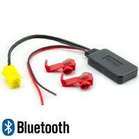 Auto Bluetooth Adapter Aux für Alfa Fiat Smart ForTwo 451 Blaupunkt Delphi Radio