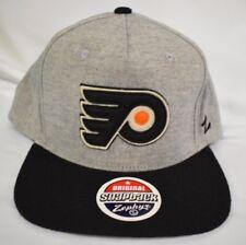 Zephyr NHL Philadelphia Flyers Hockey Snapback Cap Hat NWT