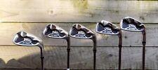 Set of 5 x Yonex VXF Irons 5 6 7 8 & 9 True Temper Regular Steel Shafts