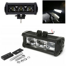"7"" 60W IP68 Waterproof Spot Beam LED Car Light Bar For Pick up,offroad,ATV etc."