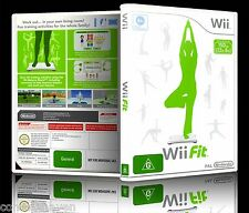 (Wii) Wii Fit (for Balance Board) (G) (Fitness & Health) PAL, Guaranteed,Tested.