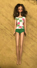Francie Doll Brunette Vintage - Bendable Legs