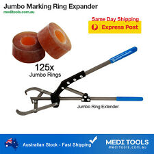 Jumbo Rings Expander, Calves Marking, Bulls, Castration, Bloodless, Premium