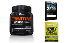Olimp Creatine Xplode 500g, 6 Types of Creatine, Shipping Worldwide + Bonus