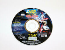 PC Games DVD Etherloads Empire Earth Wolfenstein Ghost Recon Worms Blast Mafia