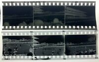 Chicago Cubs Wrigley Field 1950s Vintage Negatives 3 Strips of 5 Images RARE MLB