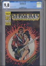 Starslayer #6 CGC 9.8 1982 Pacific Comics Last Issue