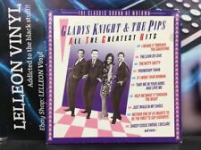 Gladys Knight & The Pips All The Greatest Hits LP Vinyl WL72373 A1/B1 Soul 60's