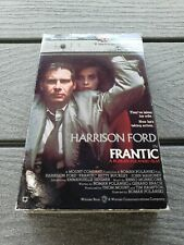 Frantic, Harrison Ford (1988, Betamax)