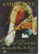 DVD - ANDRE RIEU - ROYAL DREAMS - BEST OF LIVE in CONCERT CONCERT