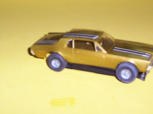 Revell  1/32   scale   Mercury  Cougar    slot  car    --  OLDIE