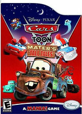 Arabic cartoon dvd CARS TOON MATER'S TALL TALES ENGLISH SUBTITLES egyptian diale
