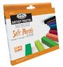 24 Pastelli Paesaggio Colori Premium Pigmento Per Artista Disegno CPA-L24
