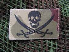SNAKE PATCH- écusson - US CALICO JACK cam DAGUET acu ISAF paint USA commando