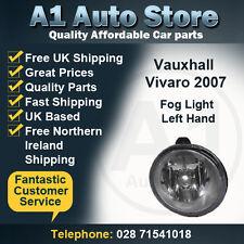 Vauxhall Vivaro 2007- FOG LIGHT FOG LAMP Left Hand Brand New Fast Shipping