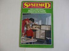 SYSTEME D N°301 FEVRIER 1971 TABLE A LANGER MURAL INSTALLER UN AUTO RADIO PENDUL