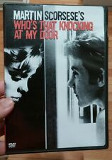 Whos That Knocking at My Door (DVD, 2004) Used Once - Free Shipping - Scorsese