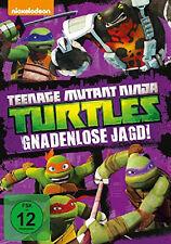 DVD * TEENAGE MUTANT NINJA TURTLES ~ TMNT : GNADENLOSE JAGD # NEU OVP =