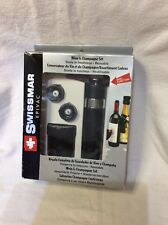 SWISSMAR EPIVAC Wine And Champagne Saver Complete Boxed Set