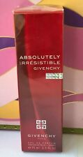 GIVENCHY 'ABSOLUTELY IRRESISTIBLE' EDP  75ml Brand New in Box & Sealed