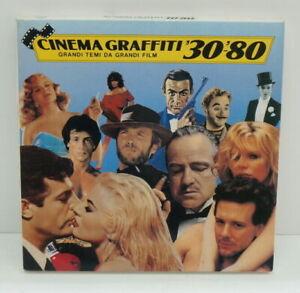 CINEMA GRAFFITI '30-'80 n. 6 Dischi in Vinile 33 giri di Artisti Vari. RCA CL...