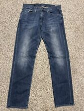 NWT LUCKY BRAND 221 ORIGINAL STRAIGHT NEW DESIGNER MEN'S JEANS SIZE 31X32