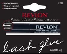Revlon Precision Eyelash Glue Brush-On Lash Adhesive - BLACK / DARK