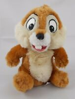 "Disney Chip n Dale Bean Plush 6"" Stuffed Animal toy"