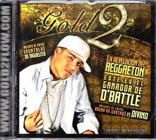 GOLD 2/ MIGUELITO, FALO, BEBE , DIVINO , ALDO Y NANDY - CD