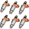 1FZ-FE Fuel Injectors Toyota Landcruiser FZJ70 FZJ75 FZJ80 LX450 4.5L