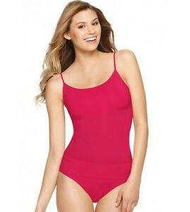 NEW JOCKEY EXTRA FEMININE AND SOFT COTTON CAMISOLE FOR WOMEN COMFORT WEAR - RED