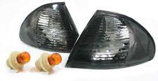 Blinker Kristall schwarz für BMW 3ER E46 Limousine Touring 98-01