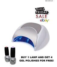PROFESSIONAL 32W 110V LED LAMP DRYER LIGHT FOR GEL MANI PEDI NAIL POLISH SALON