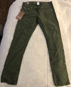 True Religion Jordan Boyfriend Cargo Pants - Size 25