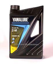 €14,98/Liter YAMALUBE 2 Takt Motoröl TCW 3RL 4 Liter für Außenborder