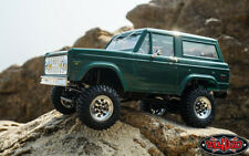 RC4WD 1/18 Gelande II RTR w/ Black Jack Body Z-RTR0036 GREEN Ford Bronco Charger