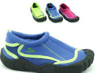 FOOTSTYLE Aqua Beach Surf Wet Water Shoes Boys Girls Mens Womens Wetsuit Boots