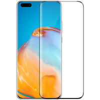 For Huawei P40 Pro NILLKIN 3D CP+ MAX Curved Full Coverage Tempered Glass Film
