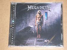 MEGADETH - COUNTDOWN TO EXTINCTION - CD + BONUS TRACKS SIGILLATO (SEALED)