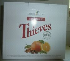 Thieves Home Cleaning Kit Young Living ~  No Harsh or Dangerous Chemicals
