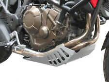 Cubrecarter Defensa protector Heed HONDA CRF 1000 AFRICA TWIN - acero plata
