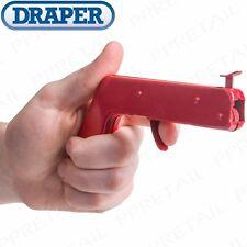 Draper PISTOL TYPE FLINT GUN BBQ Gas Hob Lighting Fire Starter Spark Lighter