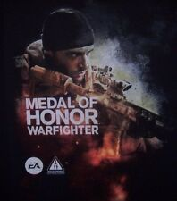 LARGE MEN'S T-SHIRT ** MEDAL OF HONOR ** WARFIGHTER ** VIDEO GAME MERCH NEW