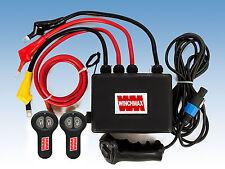 Treuil complet système de boîte de contrôle de qualité sans fil 24V WINCHMAX